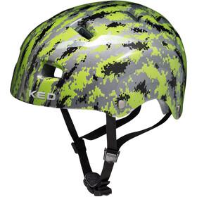 KED Risco K-Star - Casco de bicicleta - verde